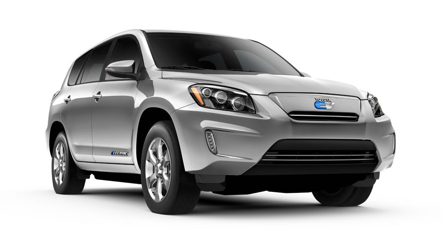 The New RAV4 EV is Here! (1/2)