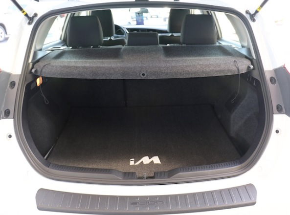 Scion iM Trunk