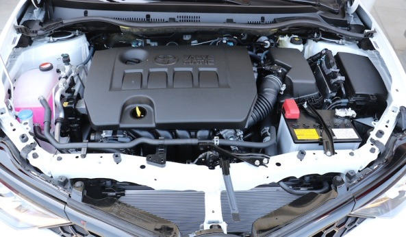 Scion iM Motor